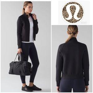 Lululemon NTS Jacket in Black